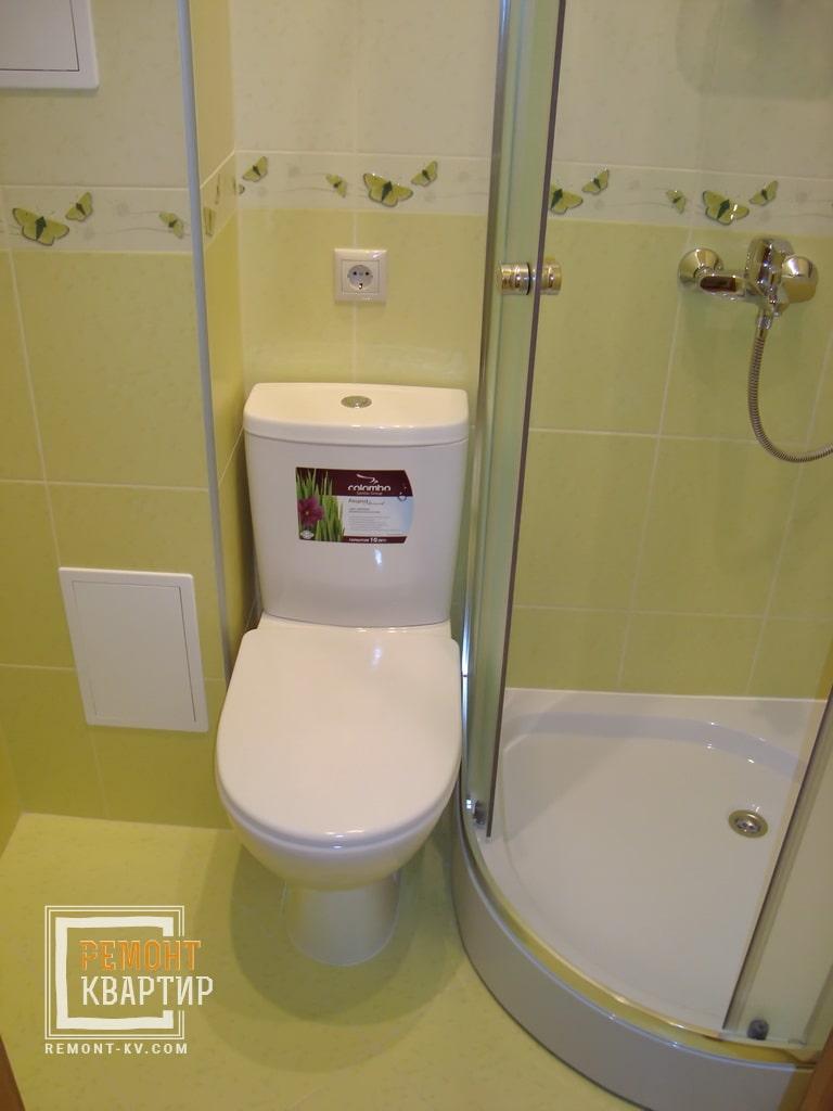 Идеи ремонта маленькой ванной